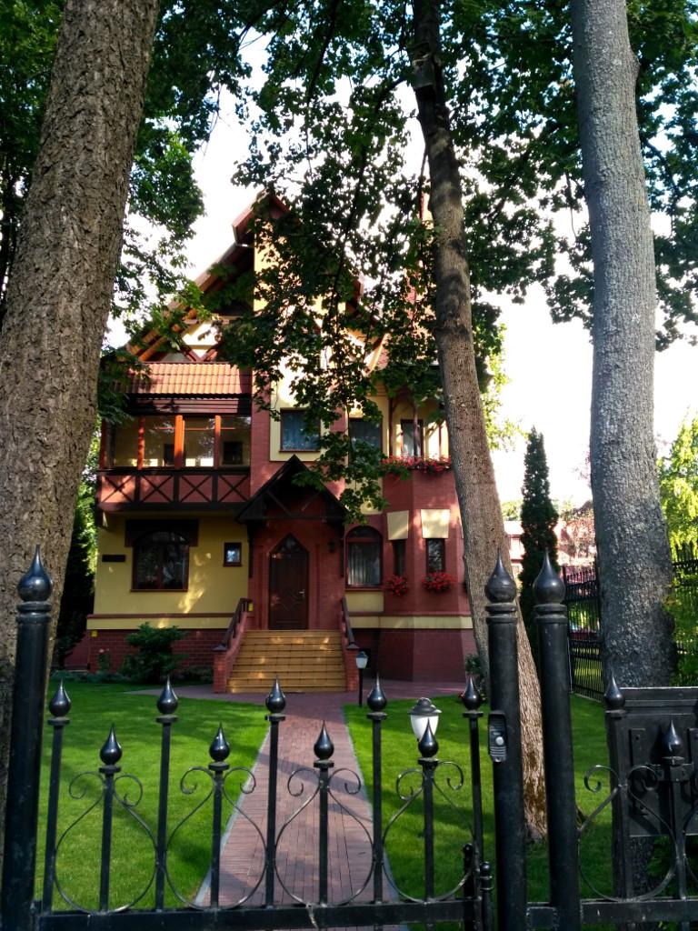 Мараниенхоф. Хотели бы жить в таком домике?
