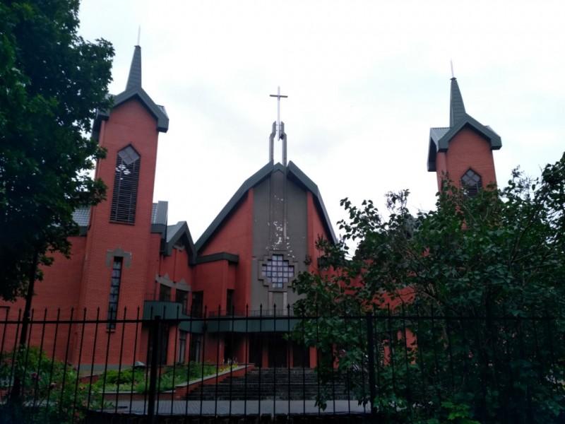 Лютеранская церковь Воскресения
