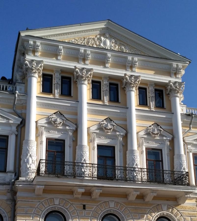 Пермь. Дом Мешкова (Краеведческий музей)