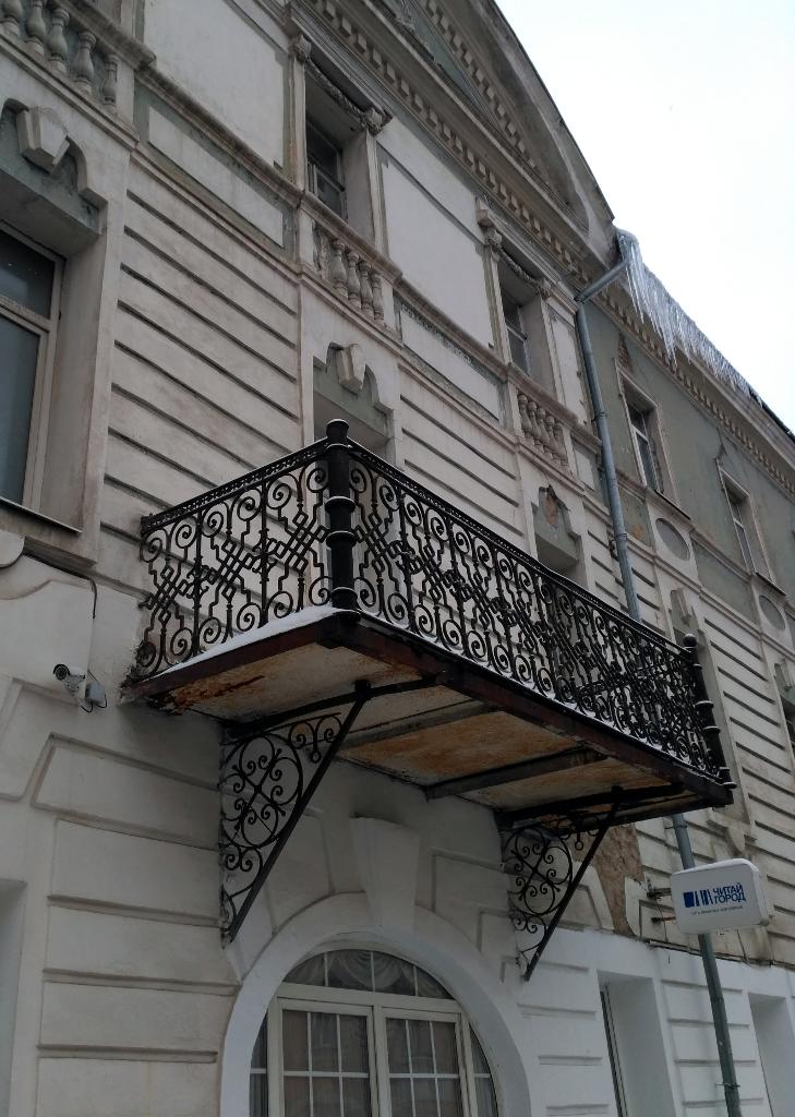 Тверь. Балкончик
