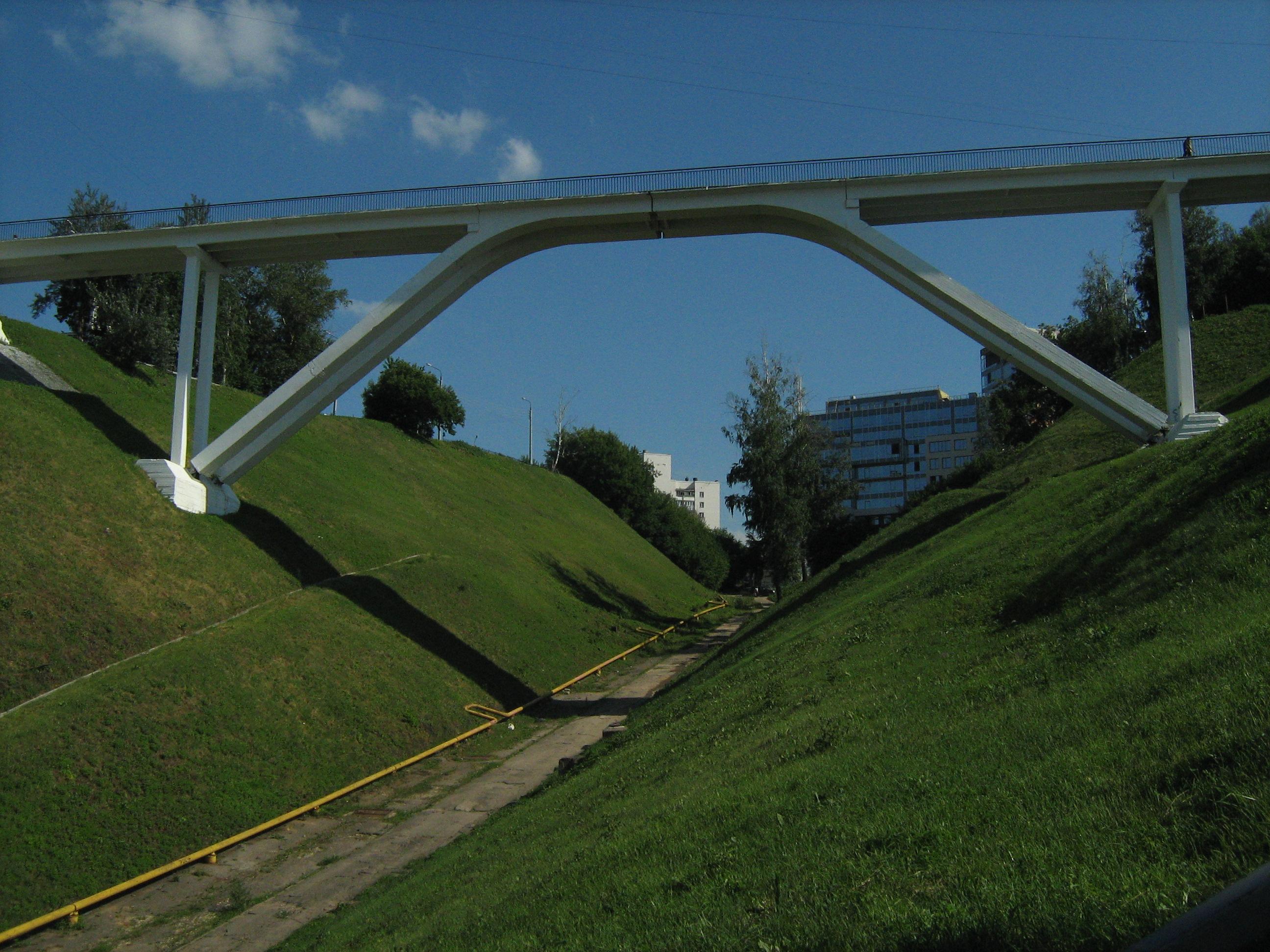 Тот самый пешеходный мост