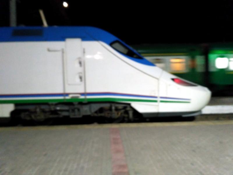 Вот такой поезд