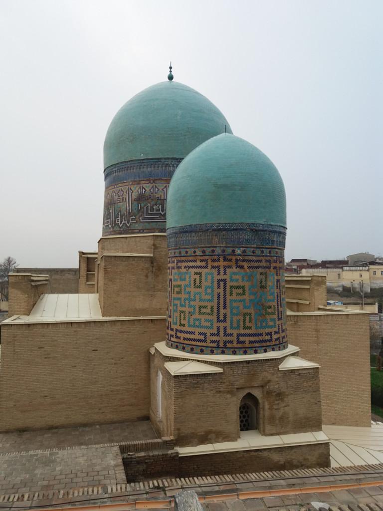Некоторые предполагают, что это мавзолей Казы-заде-Руми, знаменитого астронома и учителя Улугбека