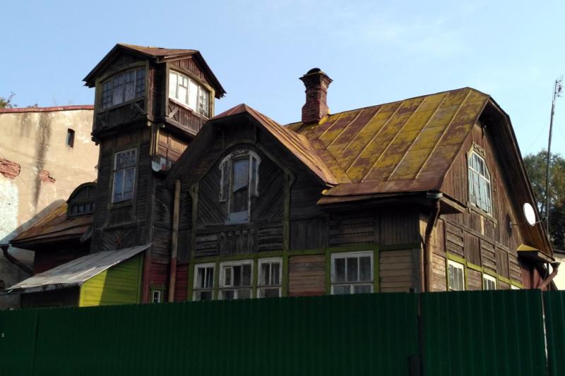 Дом доктора Жардецкого – наследие НЭПа, как и часть других кимрских красот