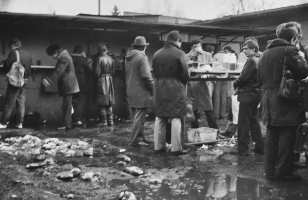 Финал советского эксперимента