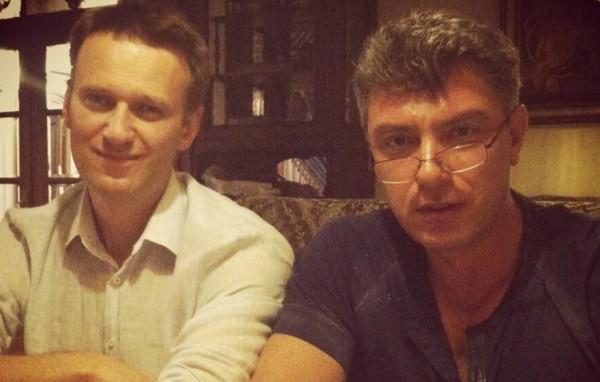 немцов навальный