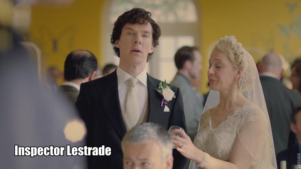 Inspector Lestrade 1