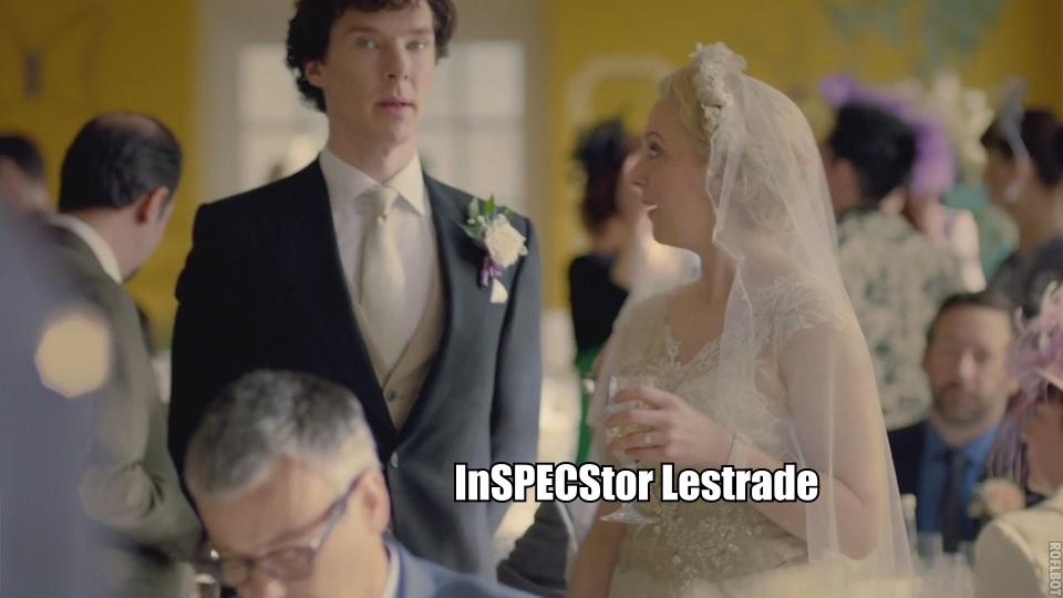 Inspector Lestrade 2