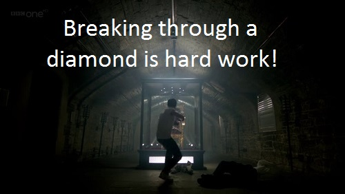 Moriarty Diamond