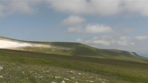 Склон горы Абадзеш