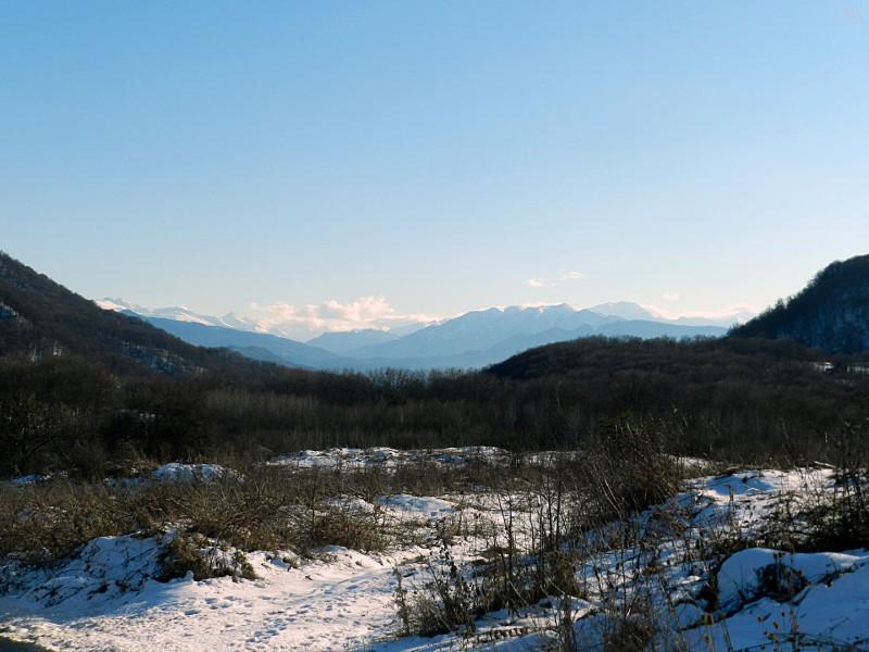 6. Вид на горы