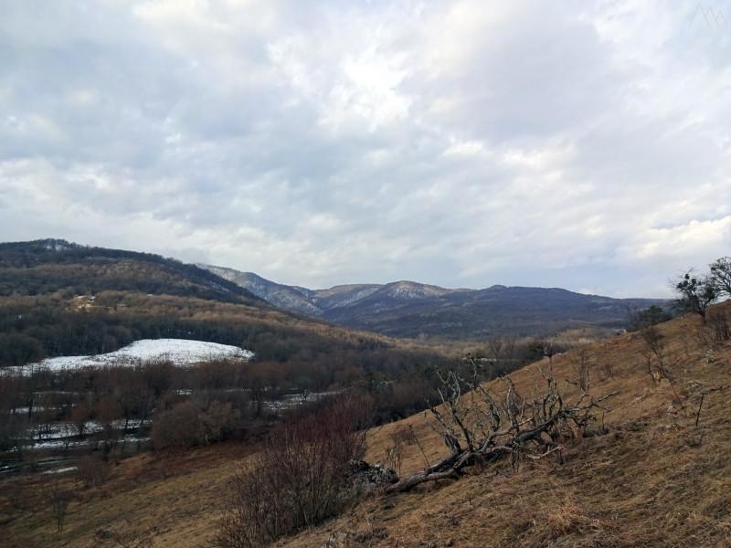 Подъем на холм Острый