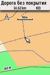 Карта 80 м