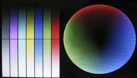 Garmin Nuvi 2589LMT - тест графической системы
