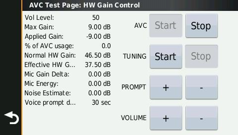 Garmin Nuvi 2589LMT - тестовая страница 1