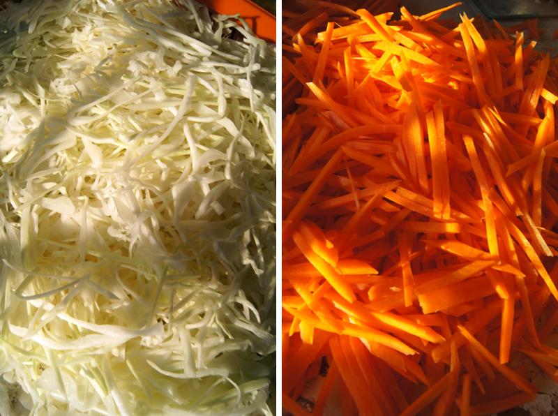 Как квашеную капусту сделать хрустящей