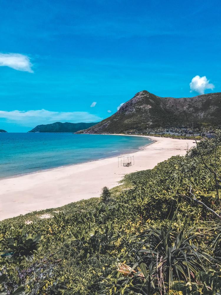 Пляж Six Senses