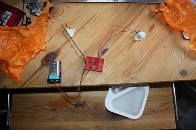 Как сделать электрический