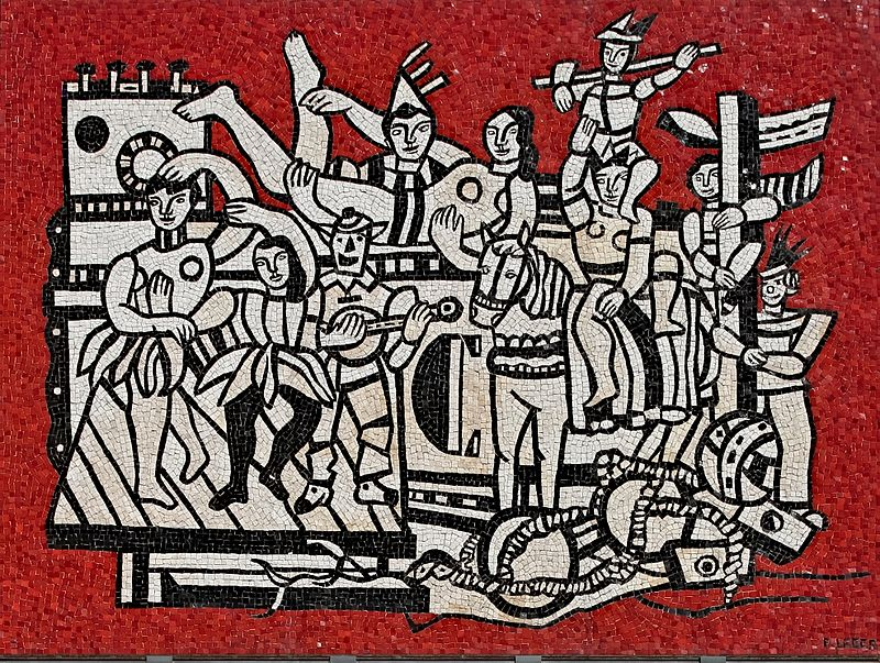800px-Fernand_Léger_-_Grand_parade_with_red_background_(mosaic)_1.jpg