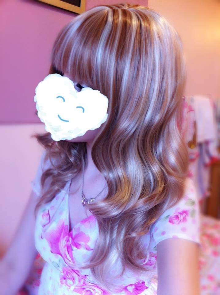 brown wig 2