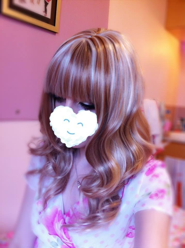 brown wig 3