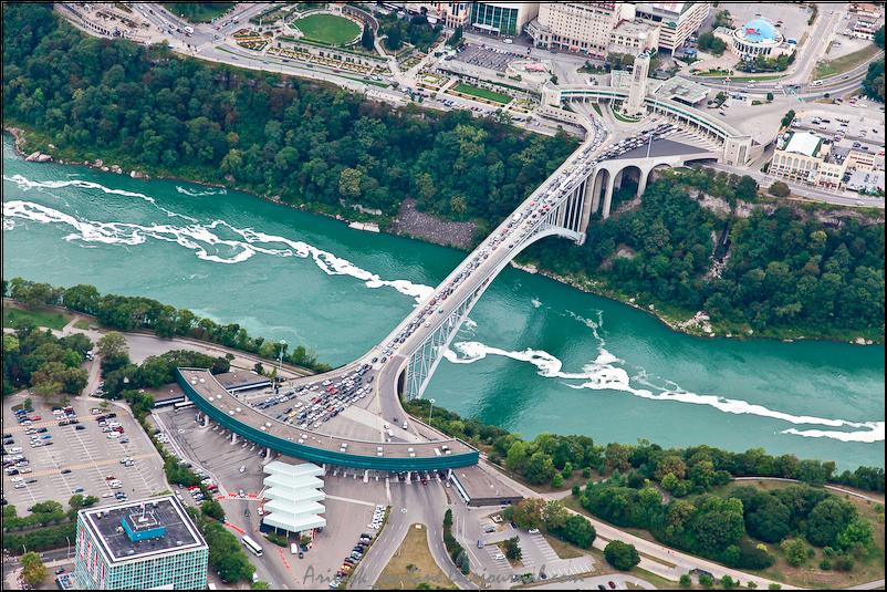 Картинки по запросу Радужный мост через реку Ниагару