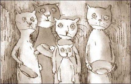 Помогите спасти кошку Касю и приобрести корм для мини-приюта