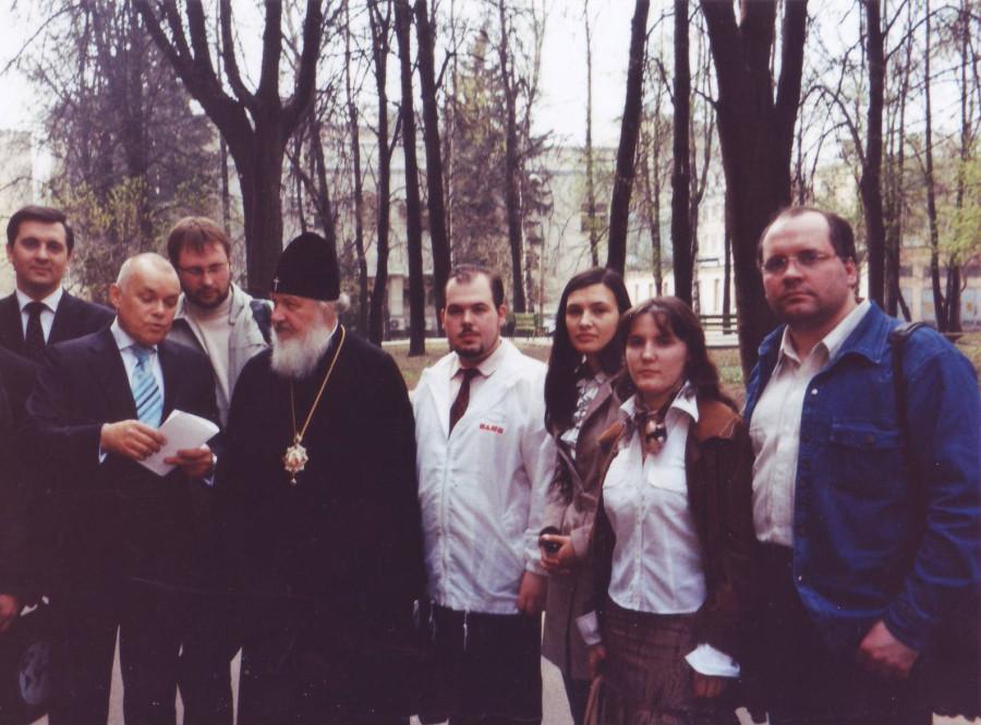 Митрополит Кирилл на Шабоолвке-2008