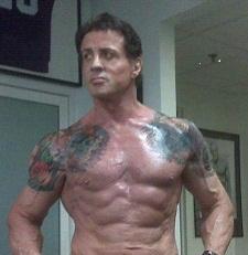 stallone-shoulder-tattoos