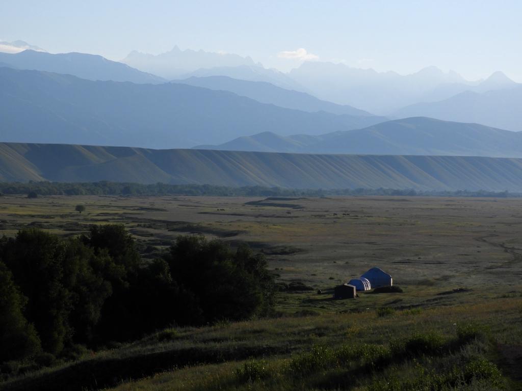 долину реки Западный Каракол