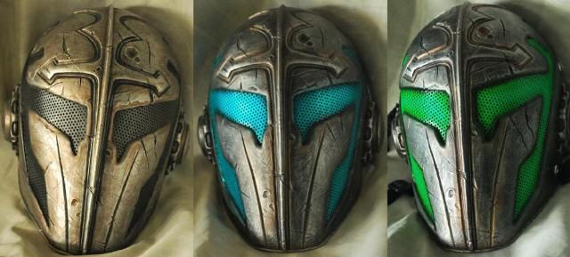 страйкбольные маски