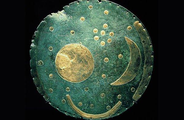 Небесный диск из Небра