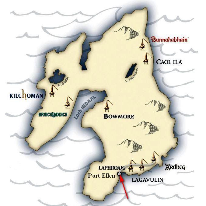 Остров Айла