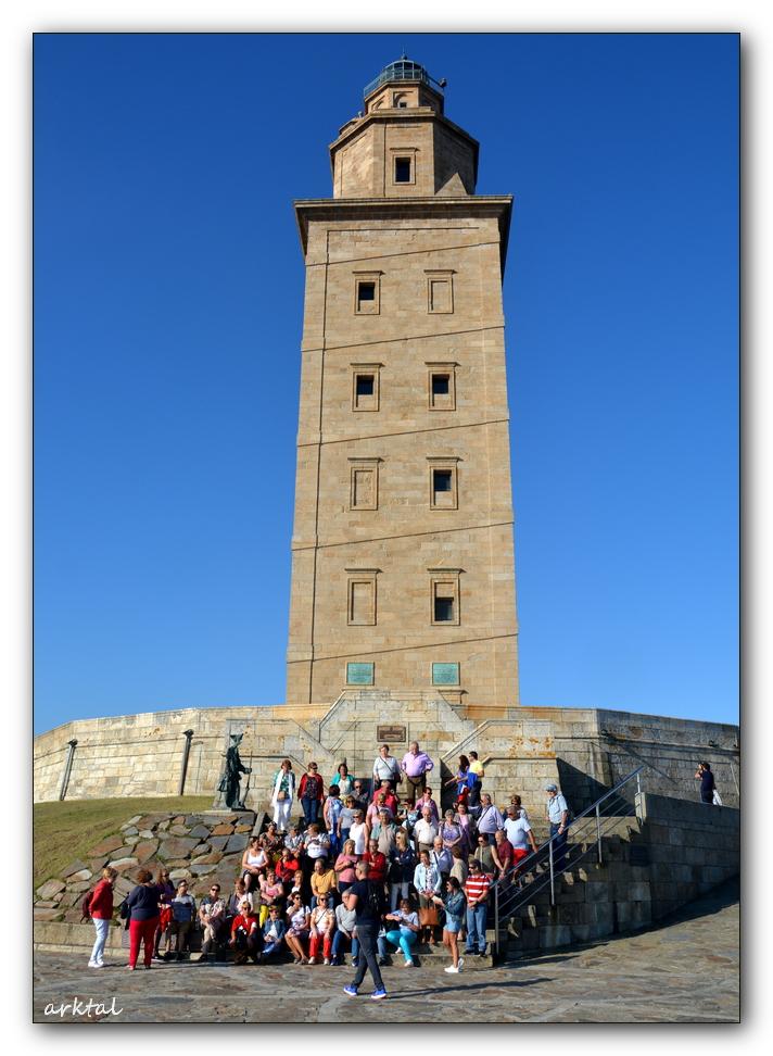 Башня Геракла. А-Корунья