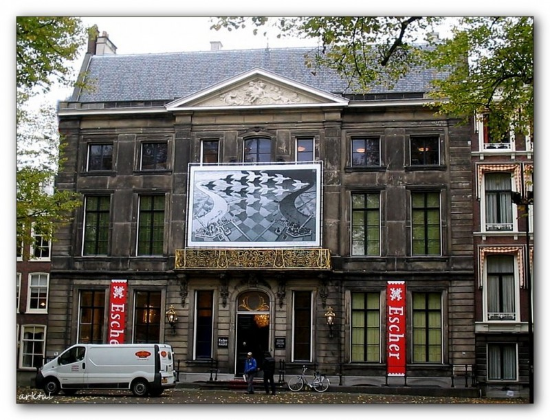 Музей М.К.Эшера