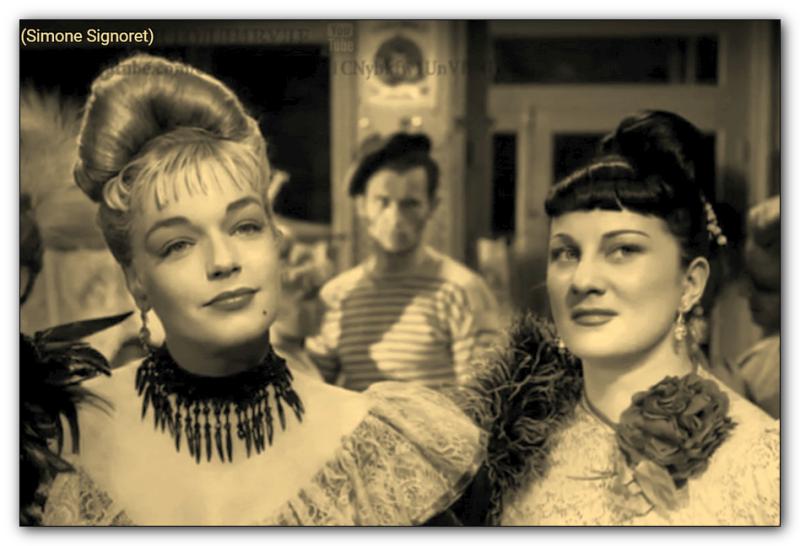 Кадр из фильма Casque D'Or (Золотая каска)