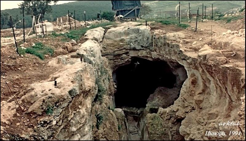 Подземный водосборник до реставрации