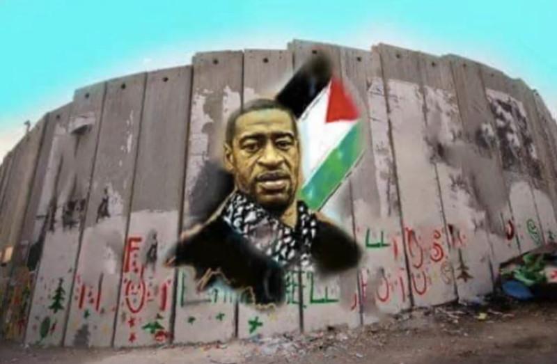 .#BlackLivesMatter #PalestinianLivesMatter