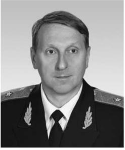 В.Богданов, начальник Института криминалистики