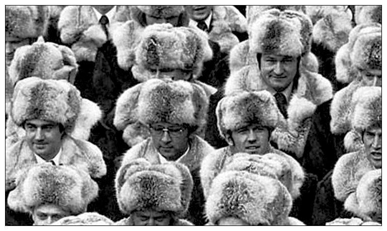 Пыжиковые шапки