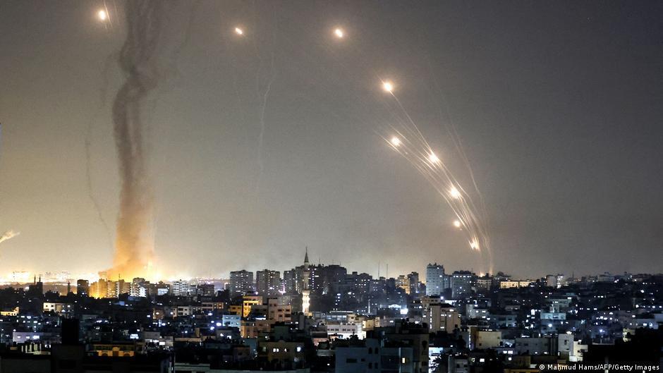 Ракеты над Израилем