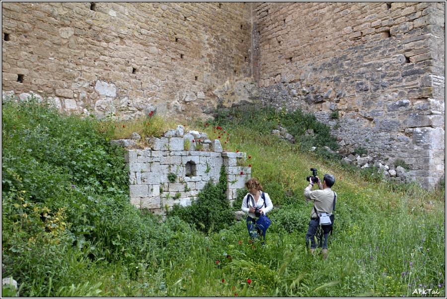 Верхняя Пирене в Акрокоринфе