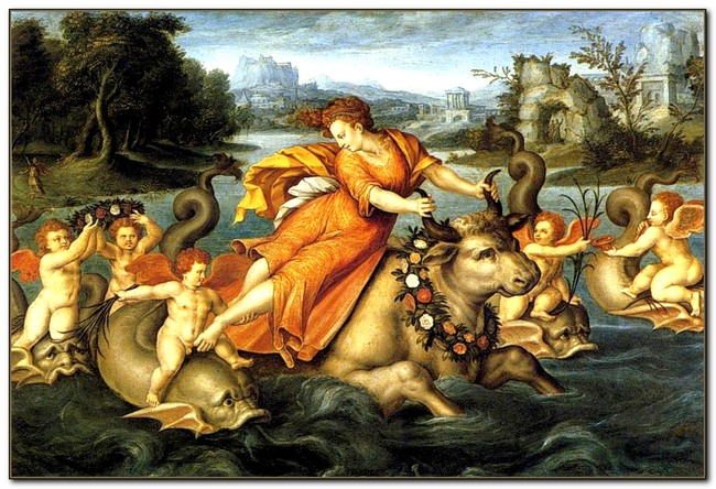 Жан Кузен Старший (Jean Cousin l'Ancien), 1550