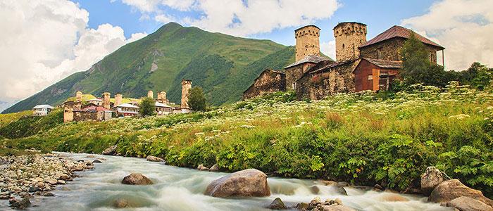 Svaneti, Georgia country
