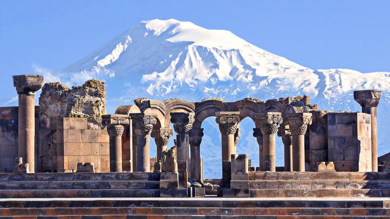 Культурные наследия Армении в списке ЮНЕСКО