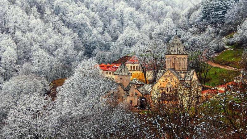 Ձմեռային հանգիստը Հայաստանում