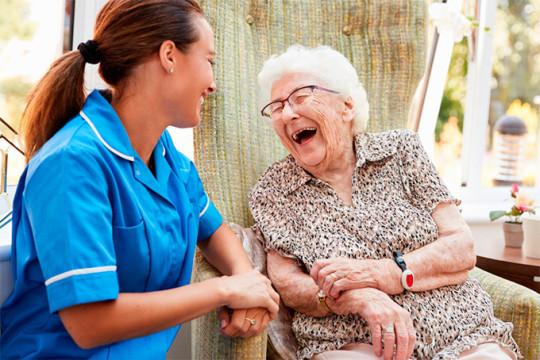 տարեցների և հիվանդների խնամք