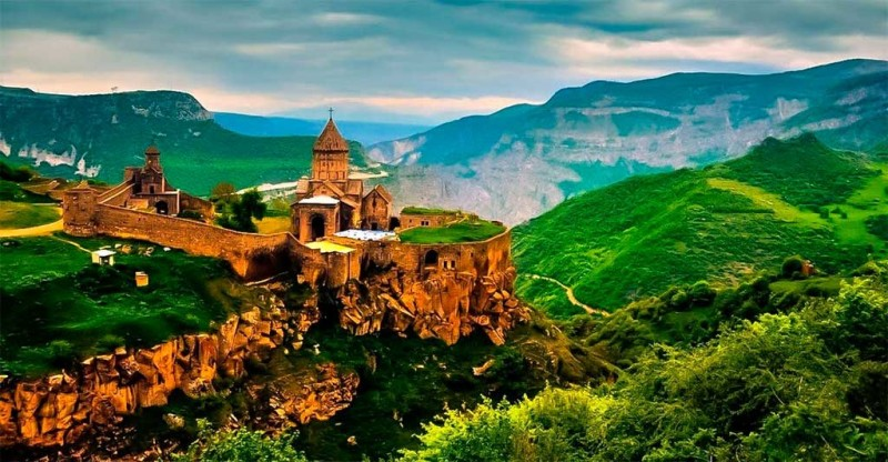 Туризм в Армении 2021