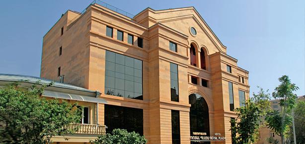 гостиница в Ереване
