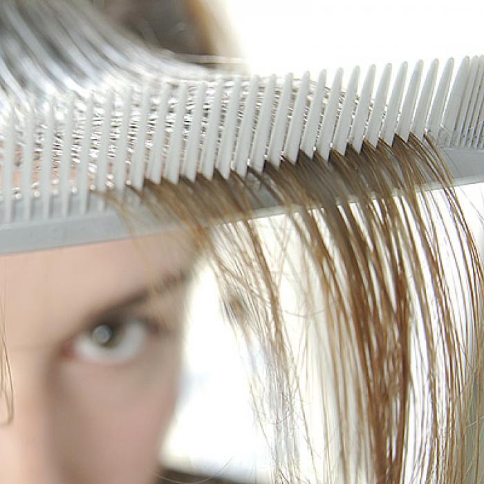 մազաթափության բուժում